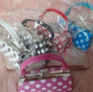 Bundle 5 Mini Fashion Purse